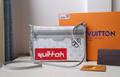 LV Santa Monica Chalk Nano Bag lv Sac Plat bag Soft Trunk Flat Messenger 4