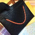 LV Santa Monica Chalk Nano Bag lv Sac Plat bag Soft Trunk Flat Messenger 5