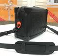 LV Santa Monica Chalk Nano Bag lv Sac Plat bag Soft Trunk Flat Messenger 6