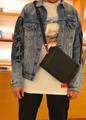 LV Santa Monica Chalk Nano Bag lv Sac Plat bag Soft Trunk Flat Messenger 7