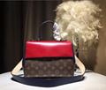 LV Santa Monica Chalk Nano Bag lv Sac Plat bag Soft Trunk Flat Messenger