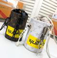 LV Santa Monica Chalk Nano Bag lv Sac Plat bag Soft Trunk Flat Messenger 13