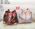 wholesale LV bag PU leather LV handbag monogram lv backpack