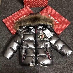 Moncler kid snowsuit bunting moncler down jacket vest coat shell mocler coat