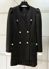 Balmain jacket petticoat balmain skirt knitted dress long evening underdress