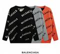 Balenciaga sweatshirt woollen coat sweater knitwear Balenciaga hoody