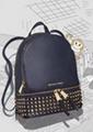 Michael Kors Bedford Leather Crossbody handbag MK bag lady MK backpack