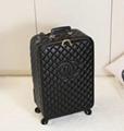 LV rolling luggage HORIZON55 KEEPALL 55 DUFFLE BAGS NICE VANITY