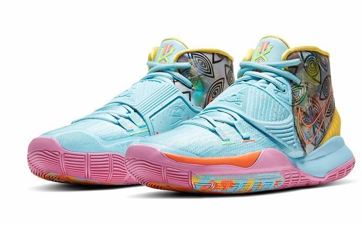 LeBron XVII LBJ17 basketball shoes high-tops      Kylie 6 Pre-Heat sneaker 5