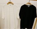 DIOR T-Shirt  Dior Oblique Motif Gradient White-to-Blue Jersey dior polo shirts 7