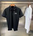DIOR T-Shirt  Dior Oblique Motif Gradient White-to-Blue Jersey dior polo shirts 14