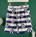 LV SHORTS SUMMER MAN PANTS MONOGRAM LOUIS VUITTTON PANTS