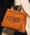 Fendi totes sunshine shopper peekaboo iconic top handles baguette shoulder bags