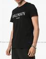HOT Balmain tshirt classical lady t-shirt man top short sleeve balmaincloth