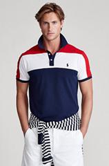 Polo              man short sleeve t-shirt new cotton POLO tshirt