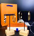 Louis Vuitton necklance LV earring lady bracelet lv jewelry gift box fashion