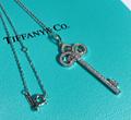 Tiffany&co.bracelet fashion bangle new earring lady tiffany neacklace gift box  5