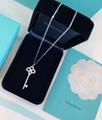 Tiffany&co.bracelet fashion bangle new earring lady tiffany neacklace gift box  14