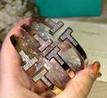 Tiffany&co.bracelet fashion bangle new earring lady tiffany neacklace gift box  17