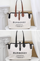 Burberry horseferry print quilted lola bag lambskin grainy leather TB bag