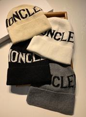 Moncler cap man new wollen cap moncler hat warm Knitted hat
