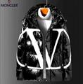 Moncler down jacket Black Men's warm down outwear Moncler vest coat