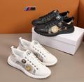Versace shoes Chain Reaction man's fashion versace sneaker lace up