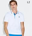 La coste tshirt short sleeve man La coste polo top cutton t-shirt