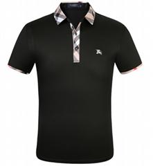 tshirt short lapel man polo t-shirt          tops fashion shirt