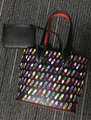 TOP quality CL BAG Christian Louboutin real leather backpack CL handbag purse