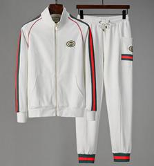 Classical       Tracksuits man sport Jogging suit       sportsuit hoody pant