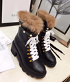 Gucci ANKLE BOOT high heel over knee high leg gucci boots lace up sneaker