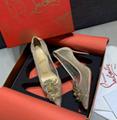 Christian Louboutin CL shoes pump platform peep sandal ankel cl boots Stilettos
