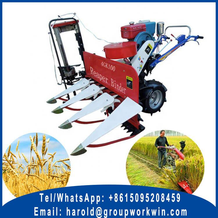 Rice Reaper Binder Machine (China Trading Company)