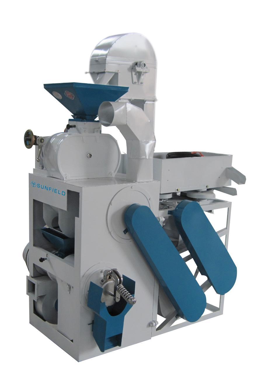 Rice milling machine 15SR rice processing equipment 1