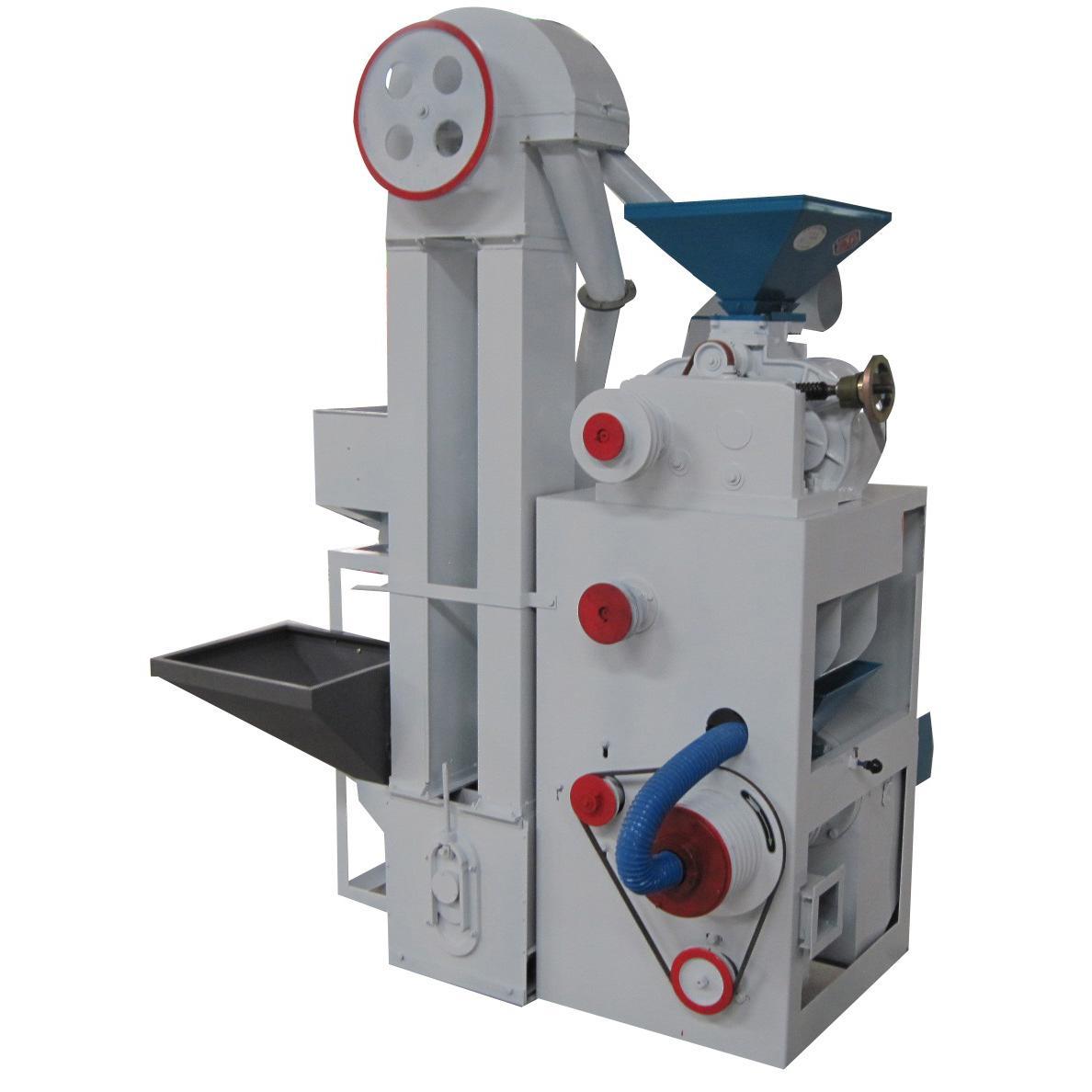 Rice milling machine 15SR rice processing equipment 2