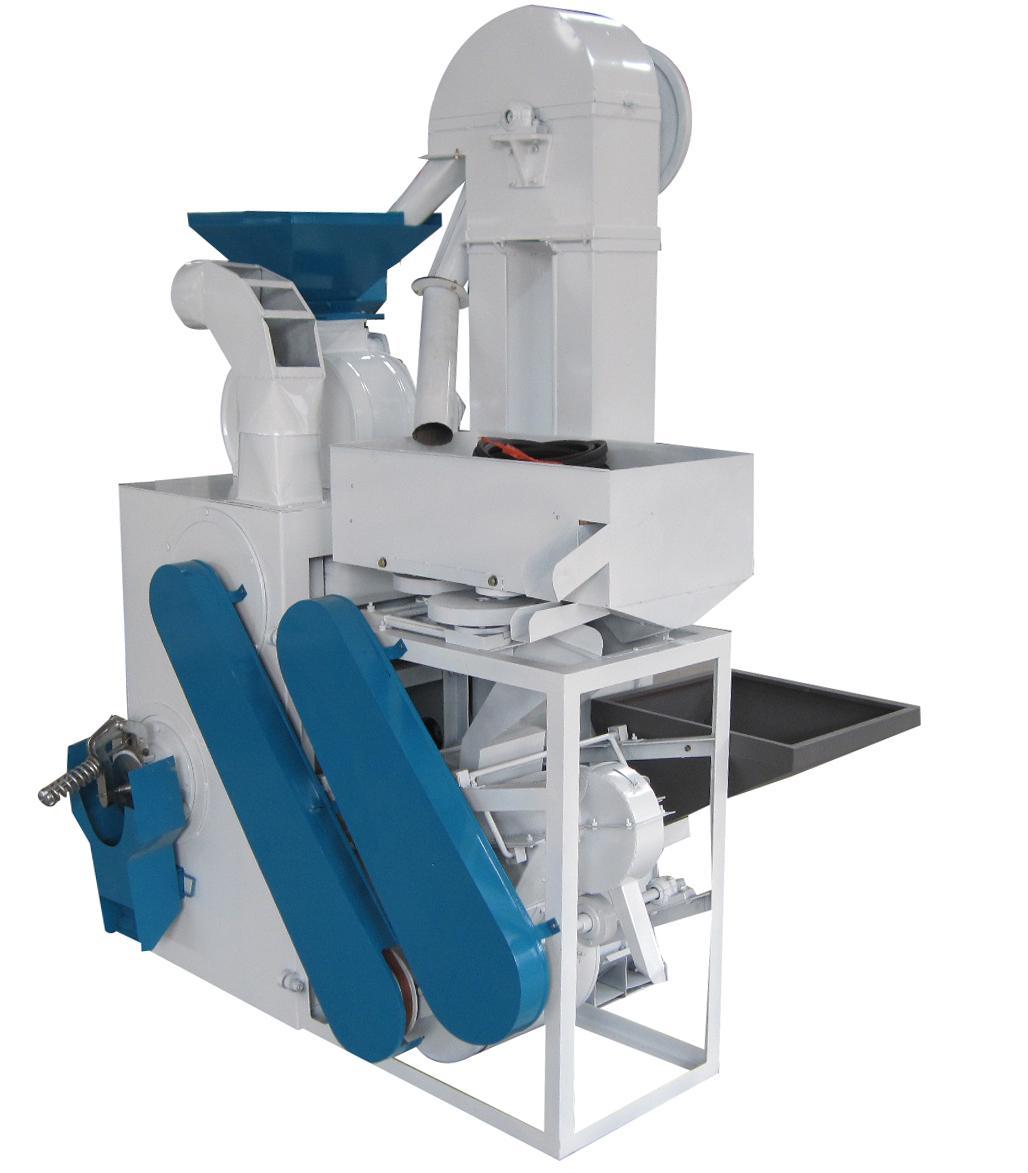 Rice milling machine 15SR rice processing equipment 3