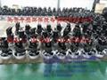 南京中德專業生產QJB鑄件式潛水攪拌機,0.85/8,1.5/6 1
