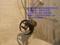 南京中德專業生產QJB鑄件式潛水攪拌機,0.85/8,1.5/6 2