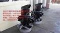 南京中德專業生產QJB鑄件式潛水攪拌機,0.85/8,1.5/6 3