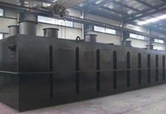 石家庄地埋式一体化污水处理设备污水处理成套设备