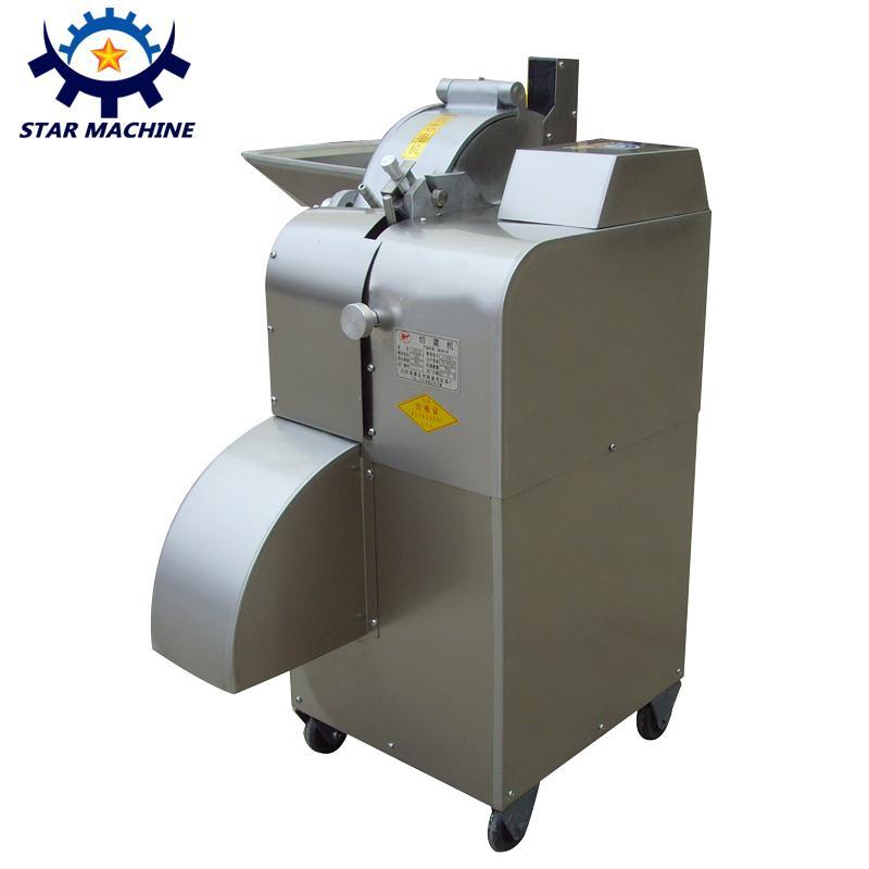 Carrot Potato Dice Cutting Dicing Machine 2