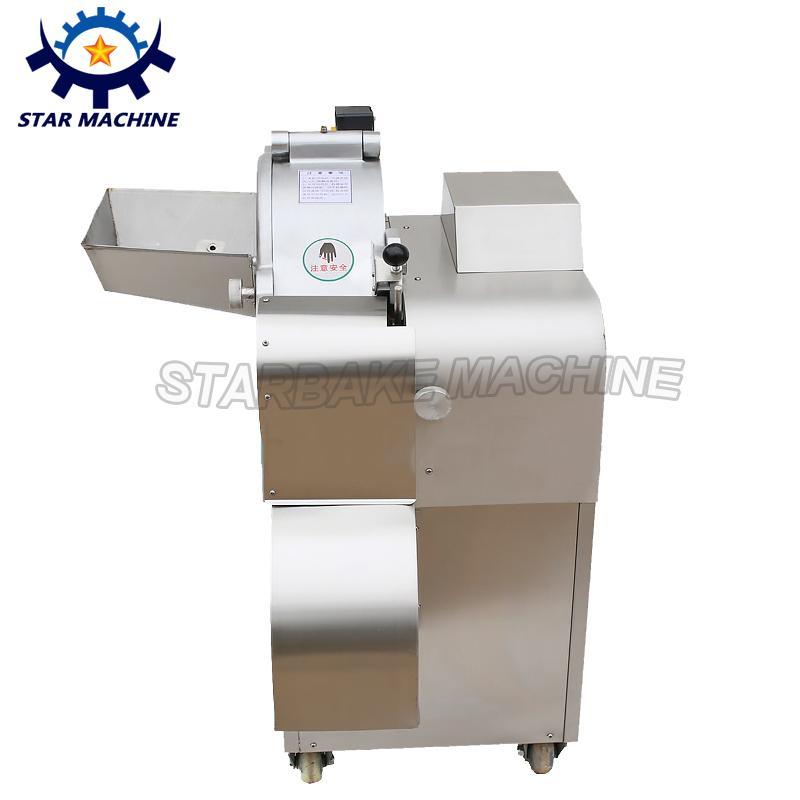 Carrot Potato Dice Cutting Dicing Machine 3