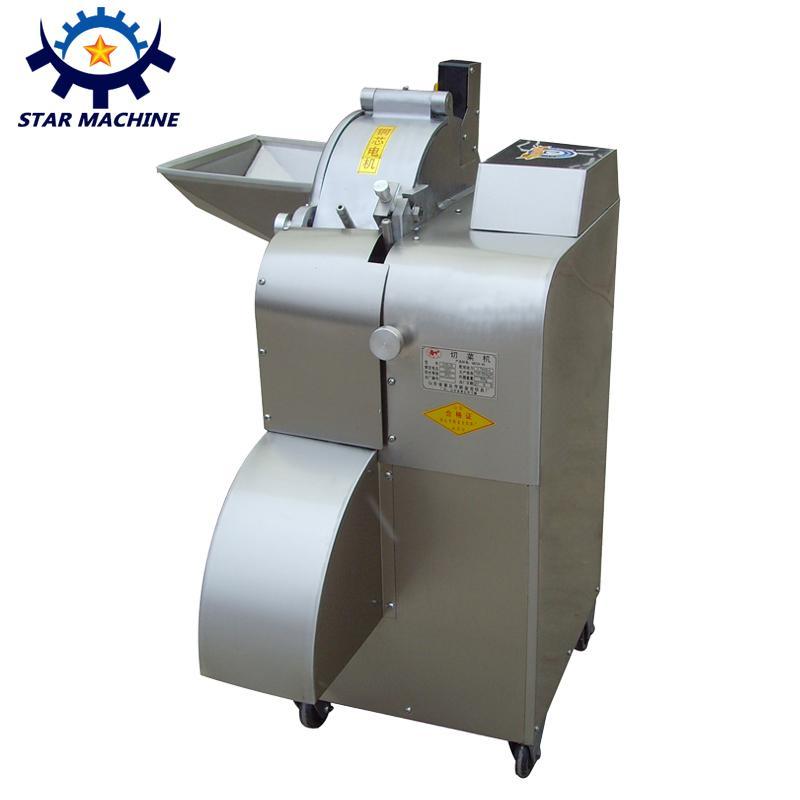 Carrot Potato Dice Cutting Dicing Machine 4