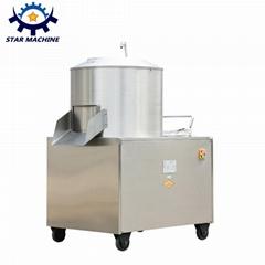 Automatic Manufacturer Potato Peeler Peeling Machine
