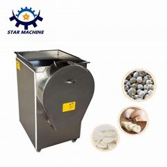 best electric garlic slicer processing machine