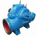 沁泉 SH型单级双吸中开离心泵