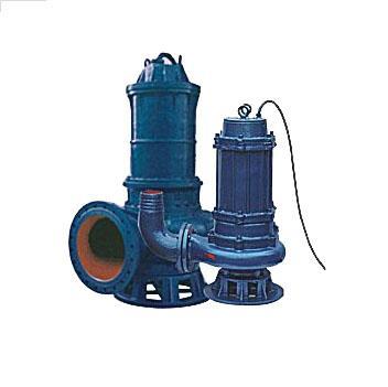 沁泉 QW型无堵塞潜水排污泵 1