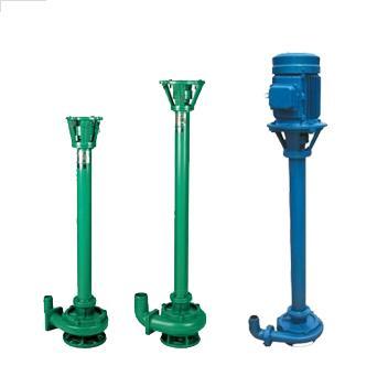 沁泉 NL型长轴液下立式污水泥浆泵 1