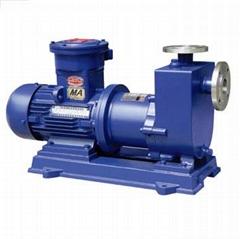 沁泉 ZCQ型不鏽鋼自吸式磁力泵
